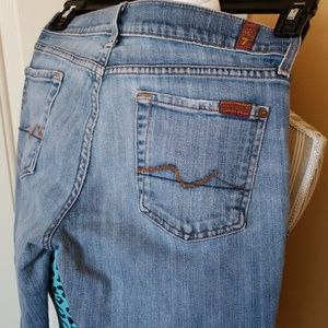 7 For All mankind jeans, sz 29
